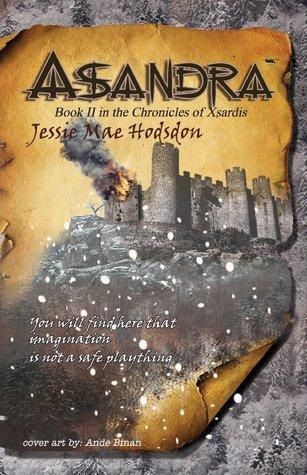 Jessie Mae Hodsdon - Asandra